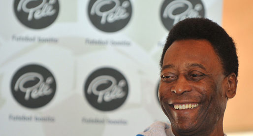 Legendary Footballer Comes to Cardiff – An Evening with Pele