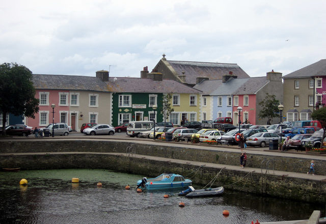 Aberaeron Voted Best Place in Wales