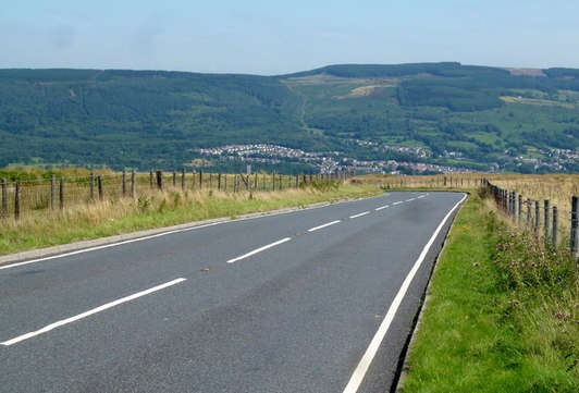 £1.7m South Wales Valley Road Works Set to Begin this Summer