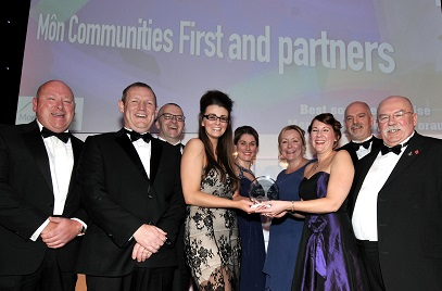 Awards Success for Anglesey Council