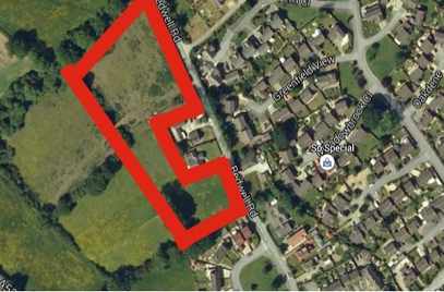 Housing Development Consisting of 24 Homes Proposed For Wrexham