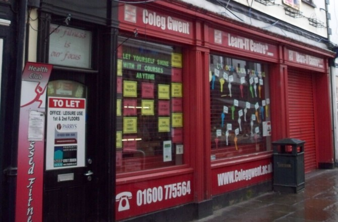 Monmouth Town Centre Building Purchased by Commercial Property Group