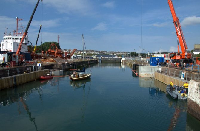 New Chairman Appointed for the Port of Milford Haven