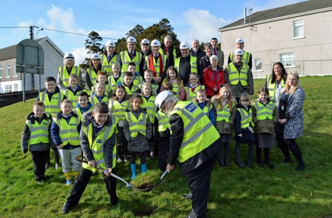 Construction Company to Lead £9m School Build with Welsh Government Funding