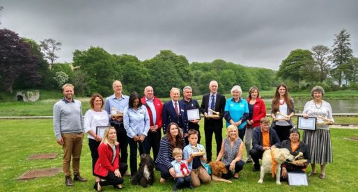 Carew Castle & Tidal Mill Named Best Dog Friendly Day Out/Attraction in Pembrokeshire