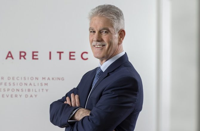 Itec Appoints New Director to Help Boost Skills in Wales' Workforce