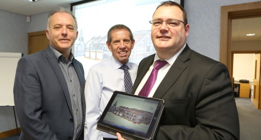Holyhead School Adopts Latest BIM Technology for its £9M Build