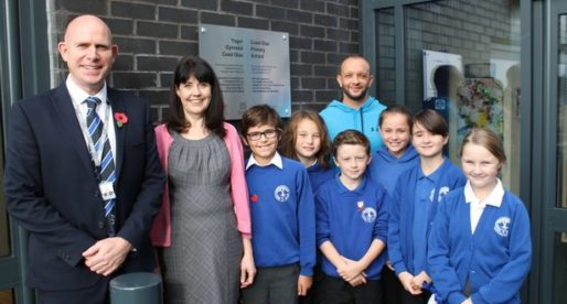 Llanishen's Brand New £2.2m Extension 'The Learning Cube' Opens