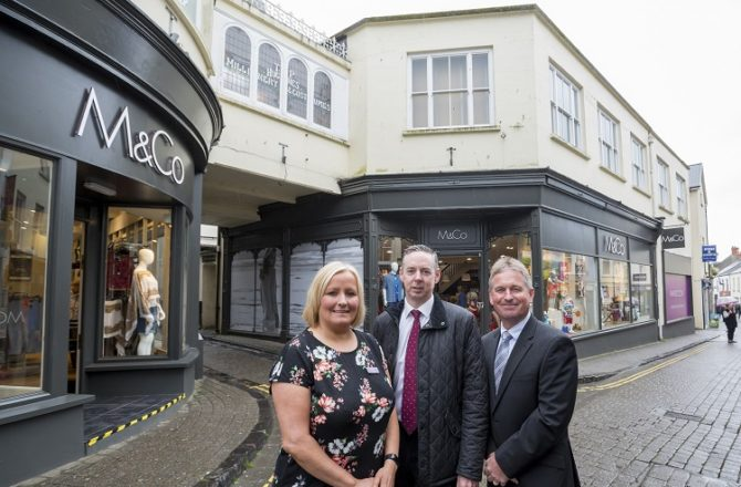 National Fashion Retailer Creates New Jobs as it Opens Doors in Tenby