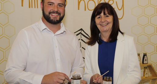 Award Winning Mid Wales Honey Company Enjoys Success as Minister Opens New HQ