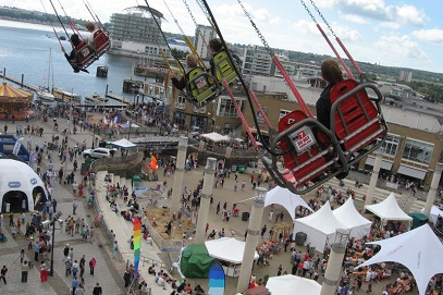 The Cardiff Harbour Festival Comes to Cardiff Bay