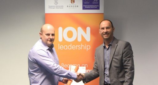 1,000+ Milestone for ION Leadership Programme Supporting Welsh Business Leaders
