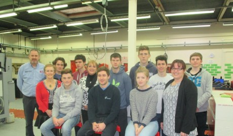 Innovative Partnership Aims to Plug the Engineering Skills Gap in Mid Wales