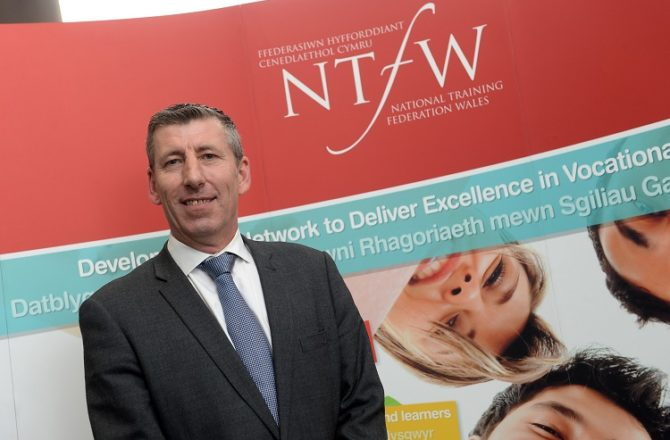 National Training Federation for Wales Appoint Two Leaders During Period of Change