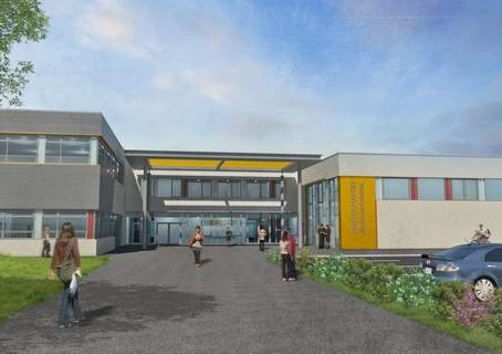 Refurbishment on £15.1m Swansea School Commences