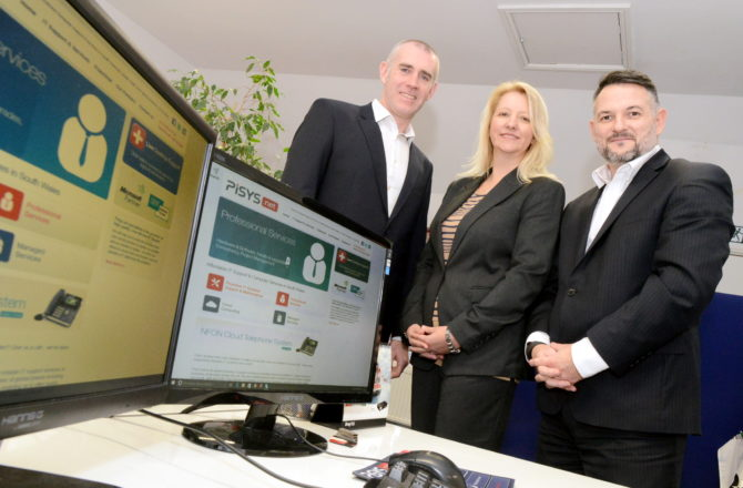 Chance Meeting at Networking Breakfast in 2003 Results in a £1M Turnover Business