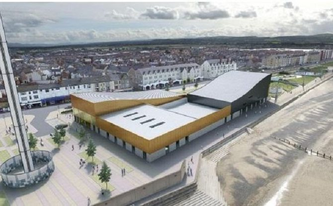 Plans for £15m Water Park in Rhyl Approved