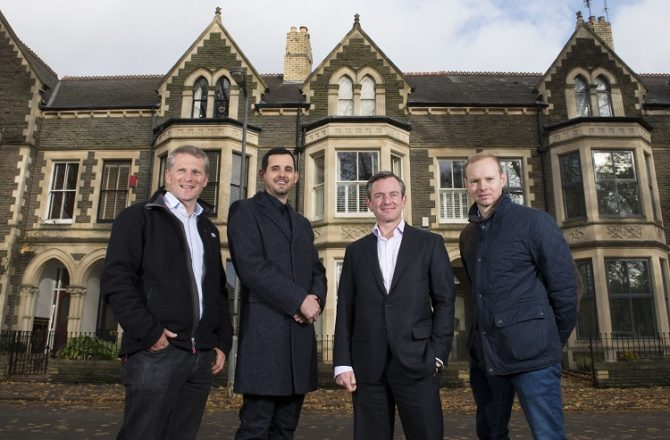 Software Company Koherent Secures Six Figure Investment from Finance Wales