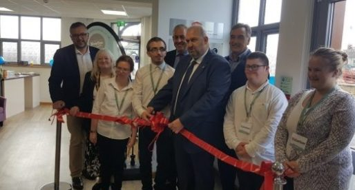 New Flint Centre Opens with Six Figure Welsh Government Funding