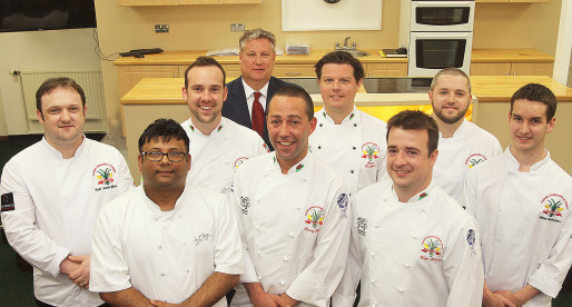 Three Hundred Chefs Head for Welsh International Culinary Championships