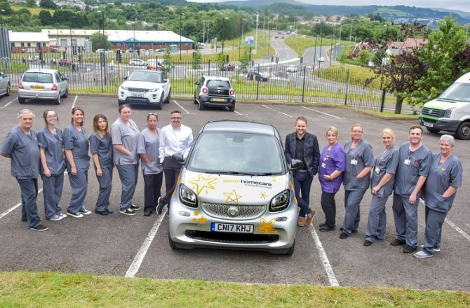 High-Quality Home Care Service Across South Wales Extends its Services