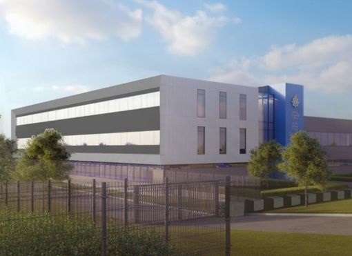 Wrexham's New £21.5m State of the Art Police Station Begins Construction