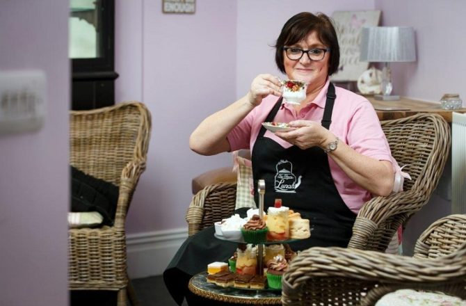 Vintage Tearooms the Latest Merthyr Tydfil 'Meanwhile' Launch