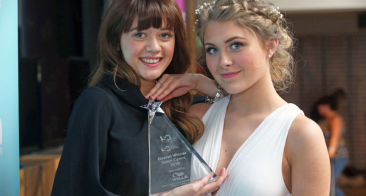 Pontypool Apprentice Winner of Top Hair and Beauty Event in Cardiff